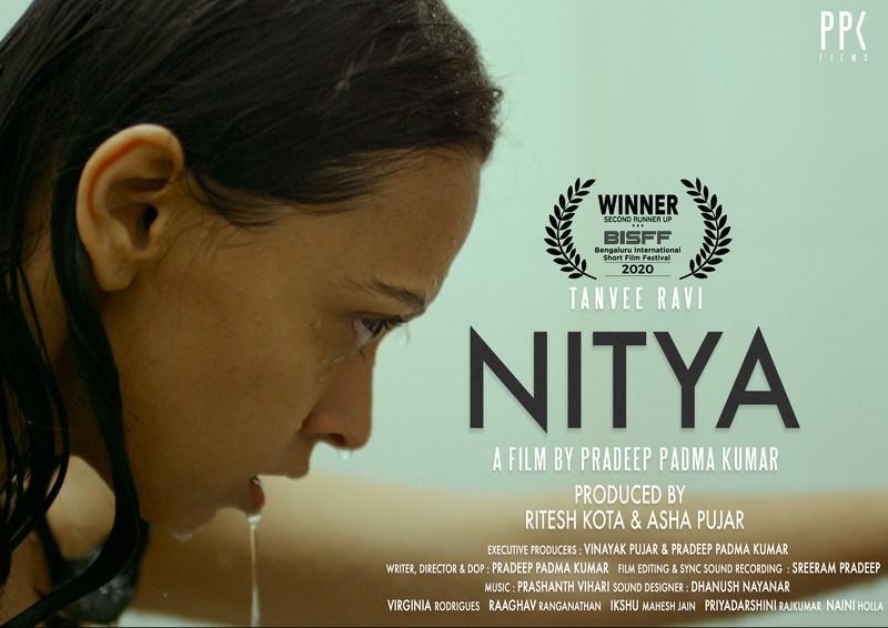 Nitya - Best Director Award
