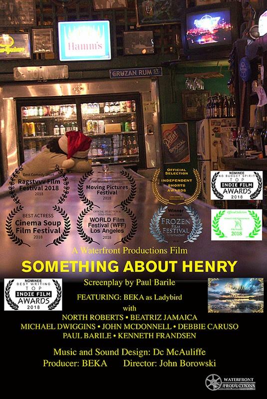 "Something About Henry - Best Actress Award For ""BEKA"" (United States)"