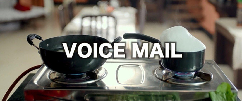 "Voice Mail - Outstanding Achievement & Best Actress Award For ""Avani Modi"""