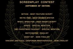 Screenplay-Contest